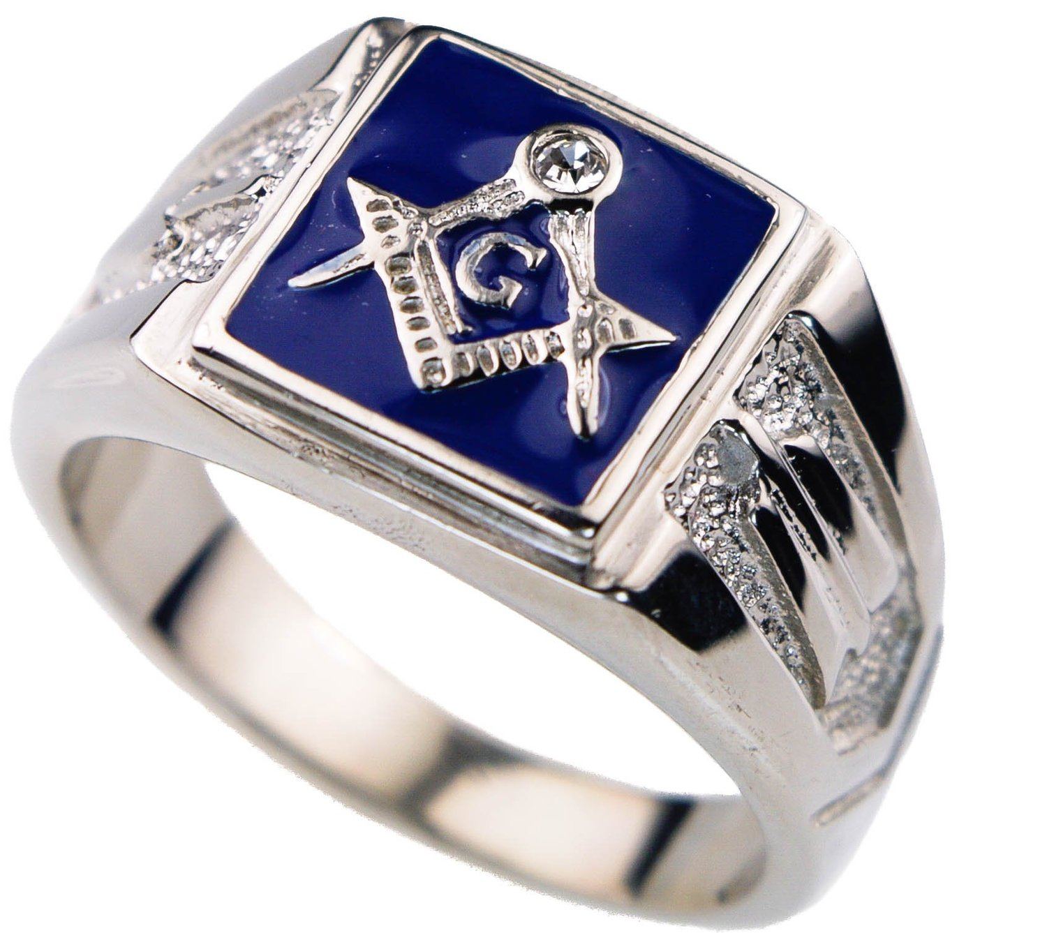 ring freemason masonic rings mr asp mens jw star eastern detail