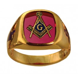 2 freemasons ring